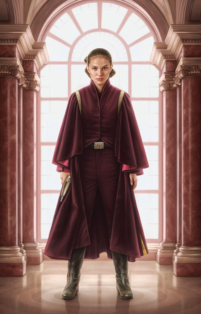 , Padmé Amidala, the character that Natalie played in the Star Wars prequels, never had the impact on the expanded universe than other characters in th…, My Pop Star Kda Blog, My Pop Star Kda Blog