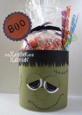 porta dolcetti #halloween