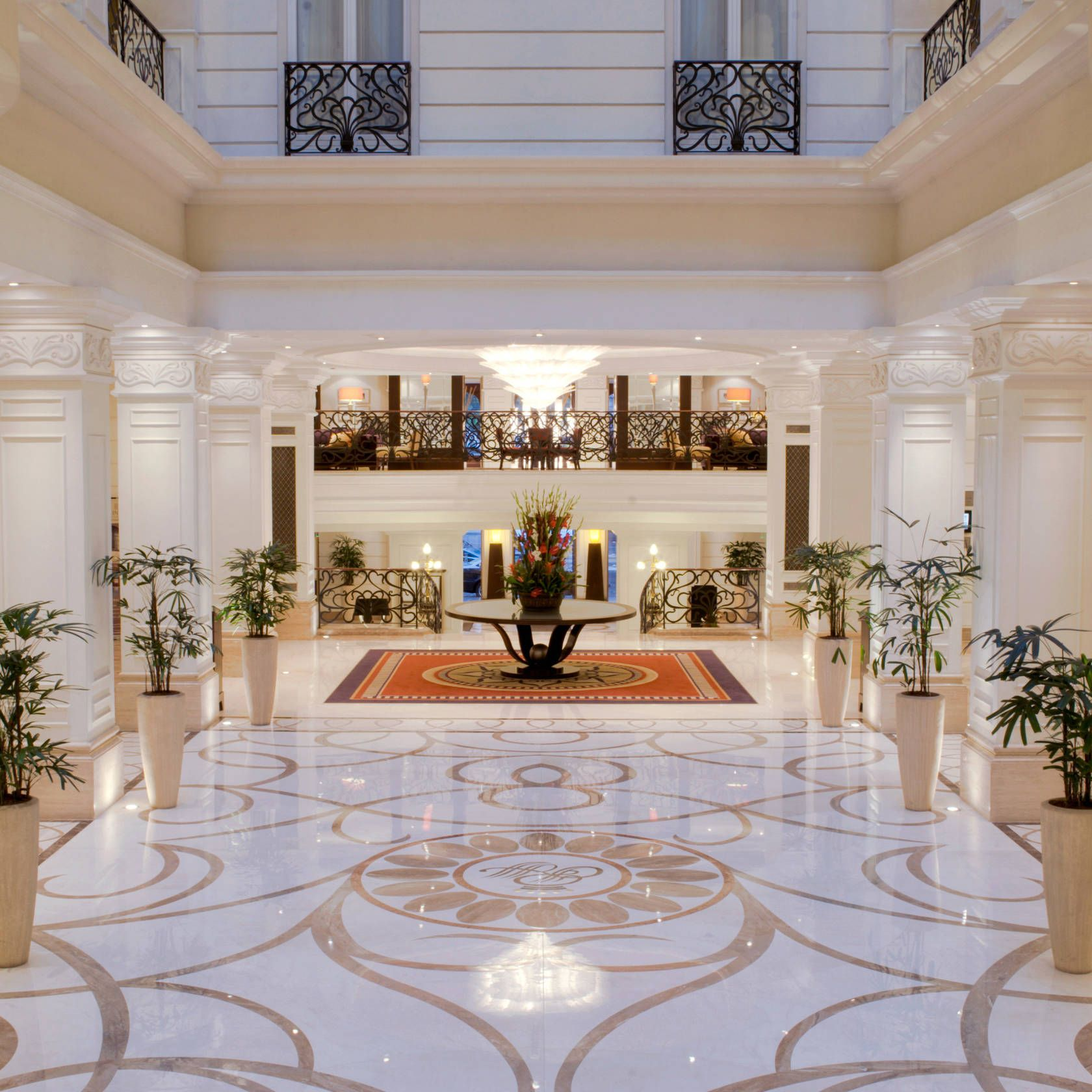 Corinthia Hotel Budapest Budapest, Hungary Indoor Table Lobby Property Room