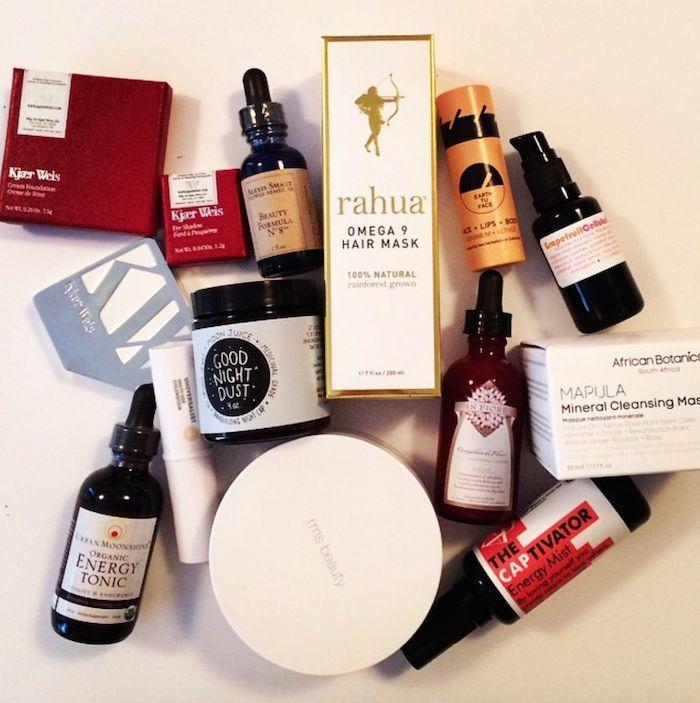 Top organic makeup shopping sites