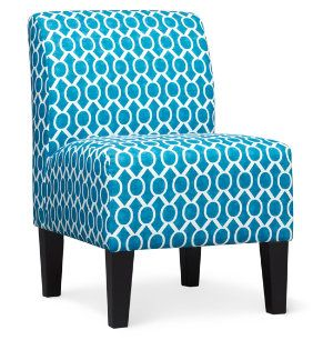 Best Elsie Armless Accent Chair Chairs And Ottomans Living 400 x 300