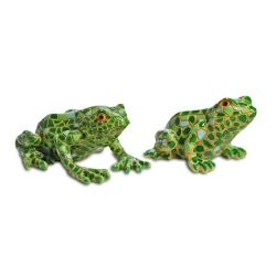 Larry Or Herbert The Resin Mosaic Coloured Garden Frog Ornaments Garden  Ornaments U0026 Accessories #gardening