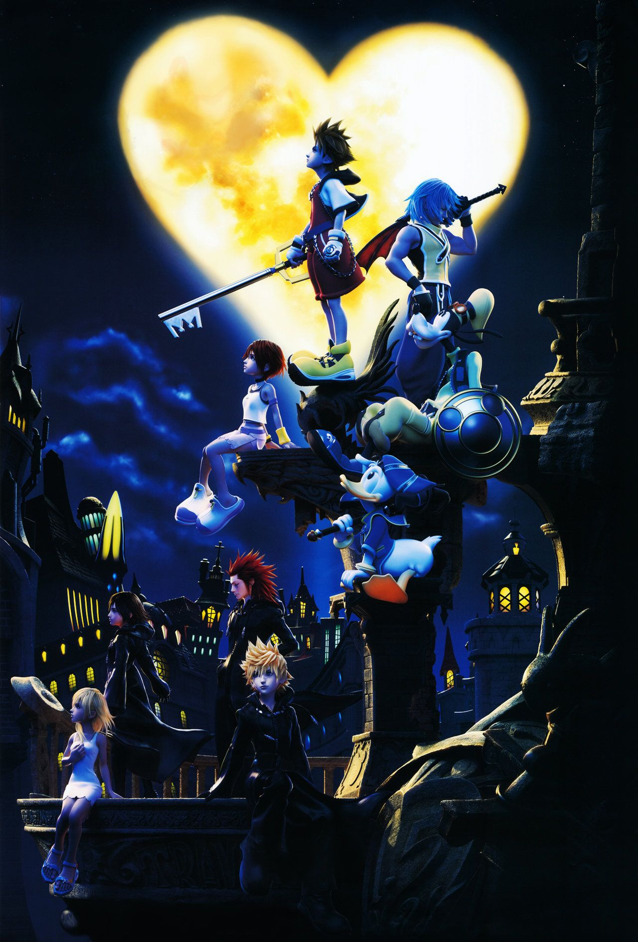 Kingdom Hearts Wallpapers Hd Wallpaper Cave Kingdom Hearts Wallpaper Kingdom Hearts Ii Kingdom Hearts 1