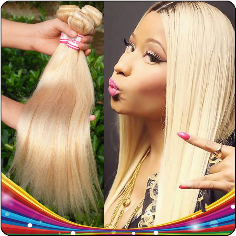 Love Nicki Minaj Hair Style Honey Blonde Straight Hair Best