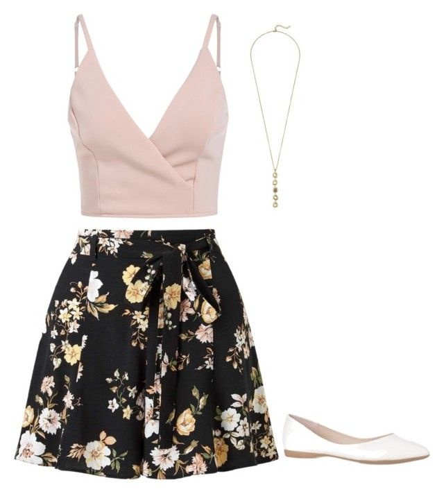 """lovely"" by alannaherrey on Polyvore featuring Miss Selfridge and Cole Haan"