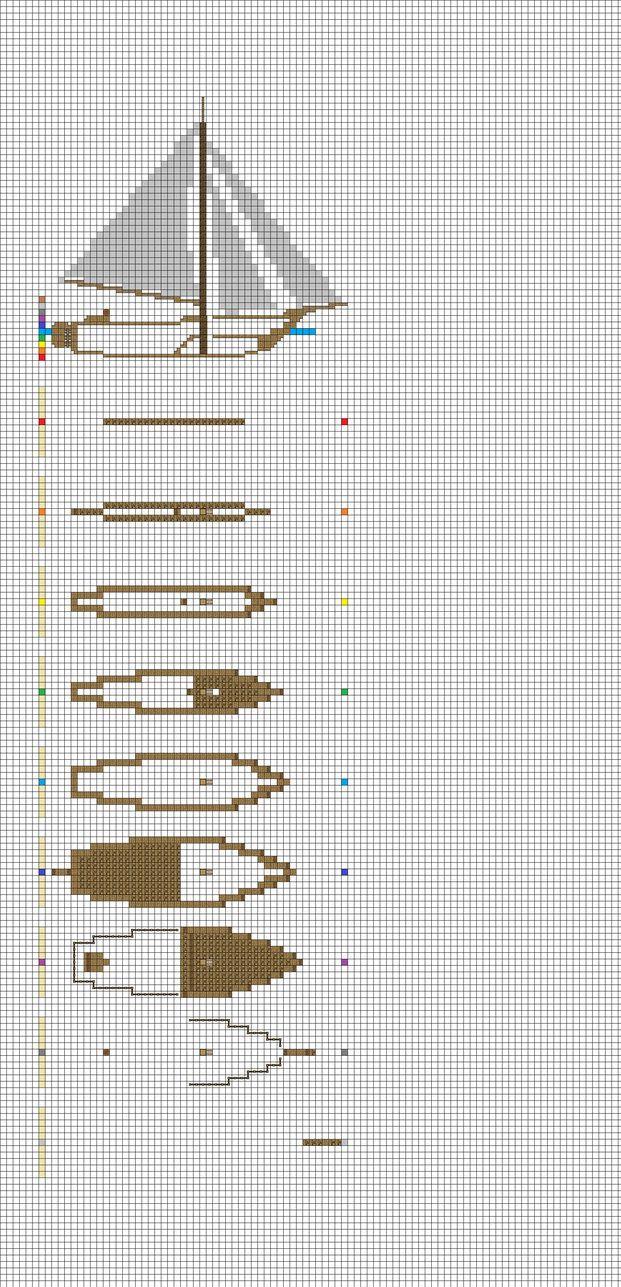 Basic sloop design by ColtCoyote on DeviantArt