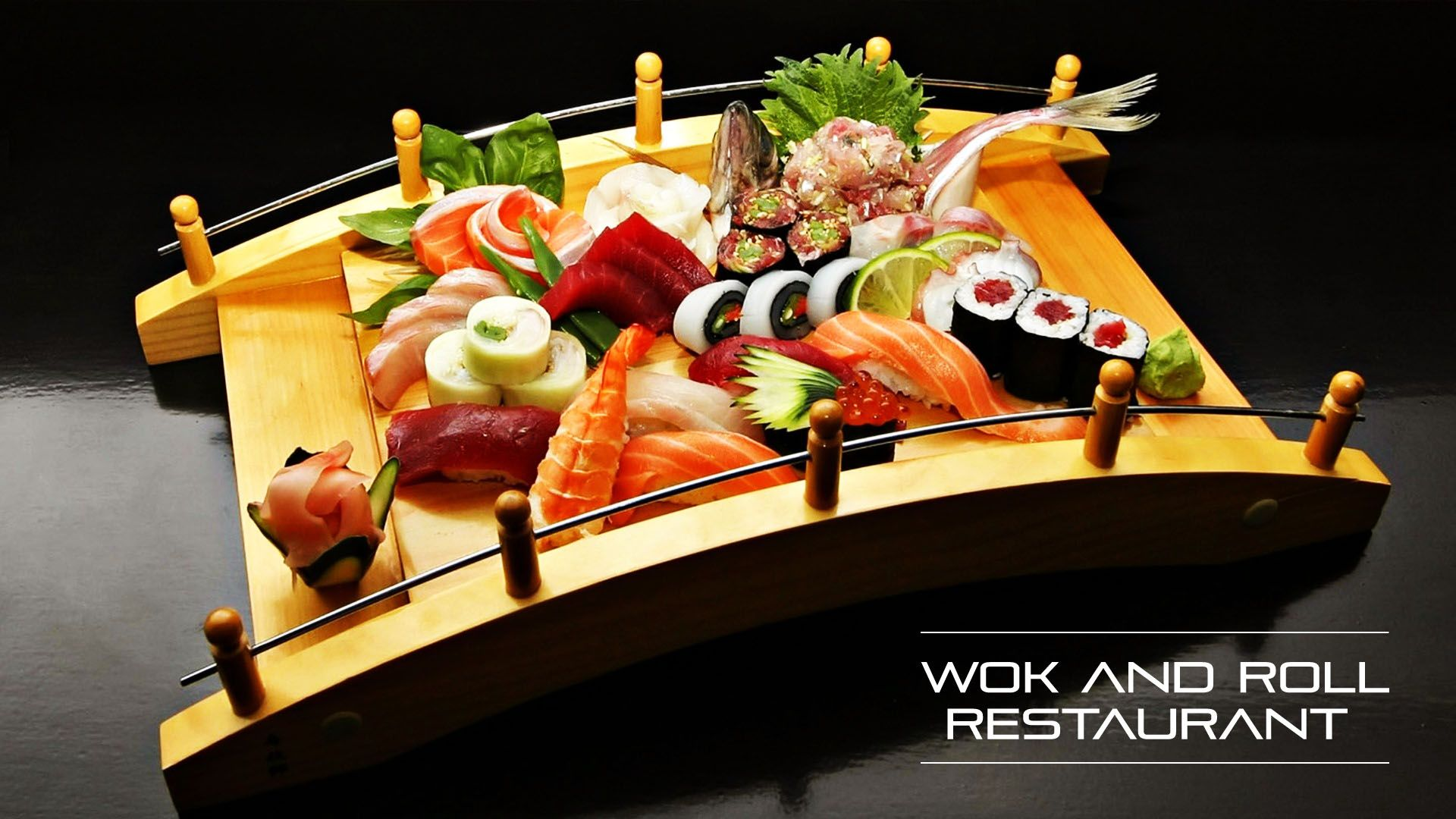 Restaurant, Serving the best of Japanese and Chinese