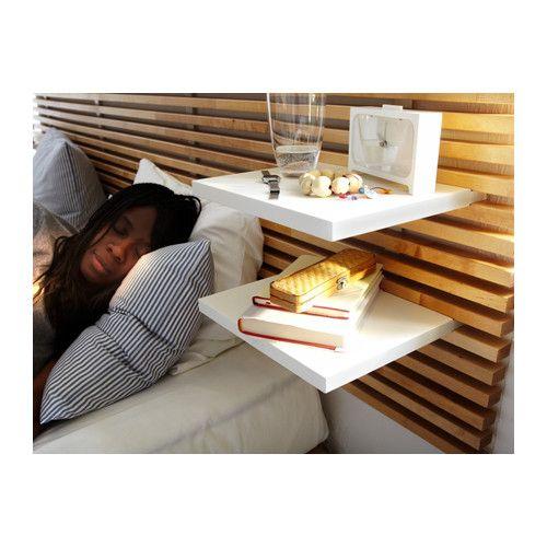 mandal cabeceira ikea a cabeceira combinada com as prateleiras regul veis adapta se a uma cama. Black Bedroom Furniture Sets. Home Design Ideas