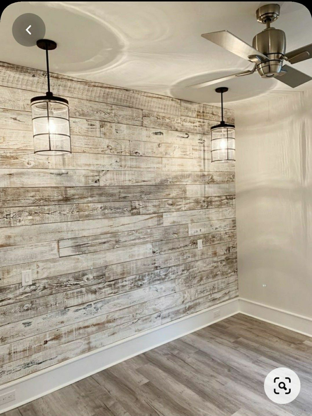 Pin On Fixer Upper Projects #pallet #wall #living #room