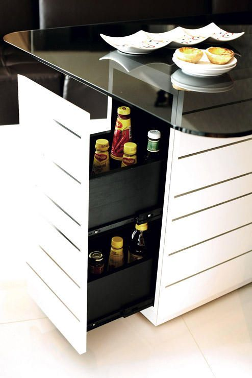 12 Built In Storage Ideas For Your Hdb Flat Home Decor Singapore Renoppy Building A Kitchen Home Decor Home Office Storage
