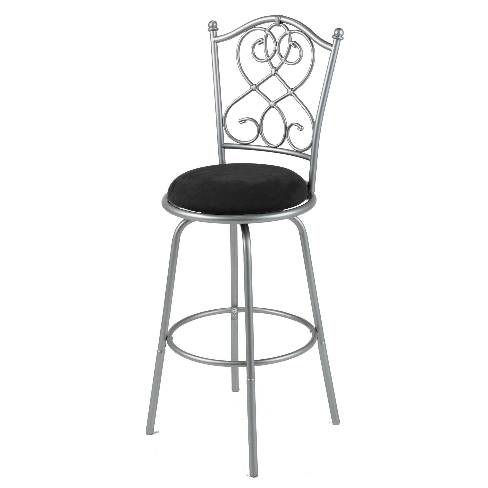 33908d82b45 Atlanta 30-inch Tall Barstool by Fashion Home (30 bar height ...
