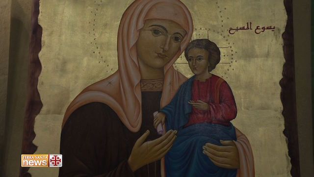 The Mother of God and the World Day of Peace. The Solemnity of Mary, Mother of God- Theotókos- as well as the celebration of the World Day of Peace took place in the Latin Patriarchate in Jerusalem. (watch the 3:20 minute video)