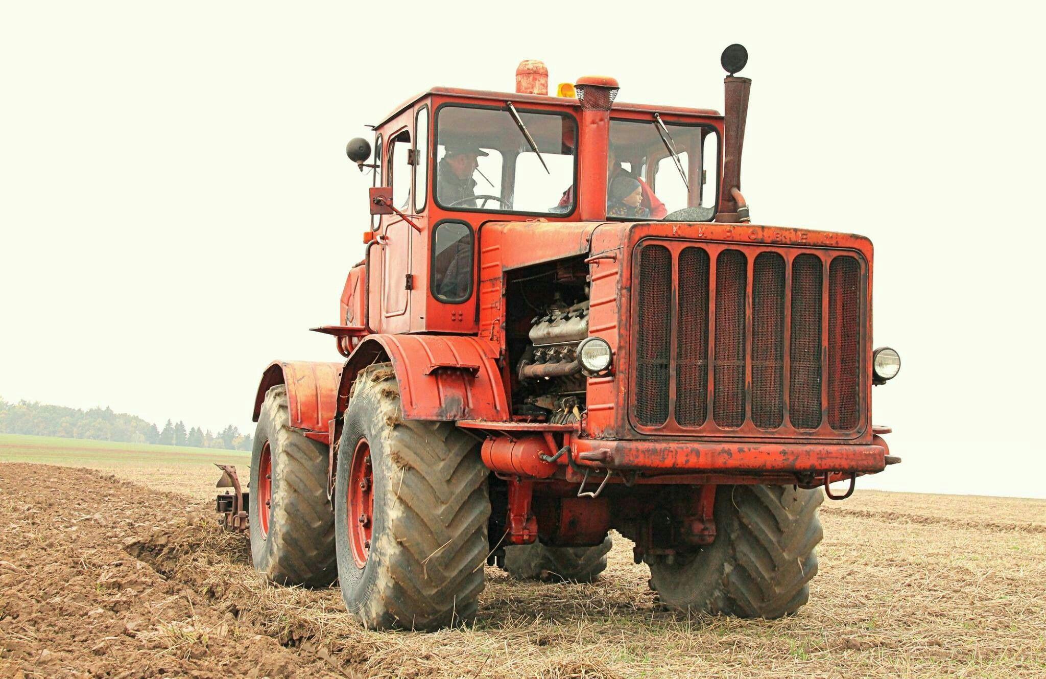 Картинки касемсот трактор