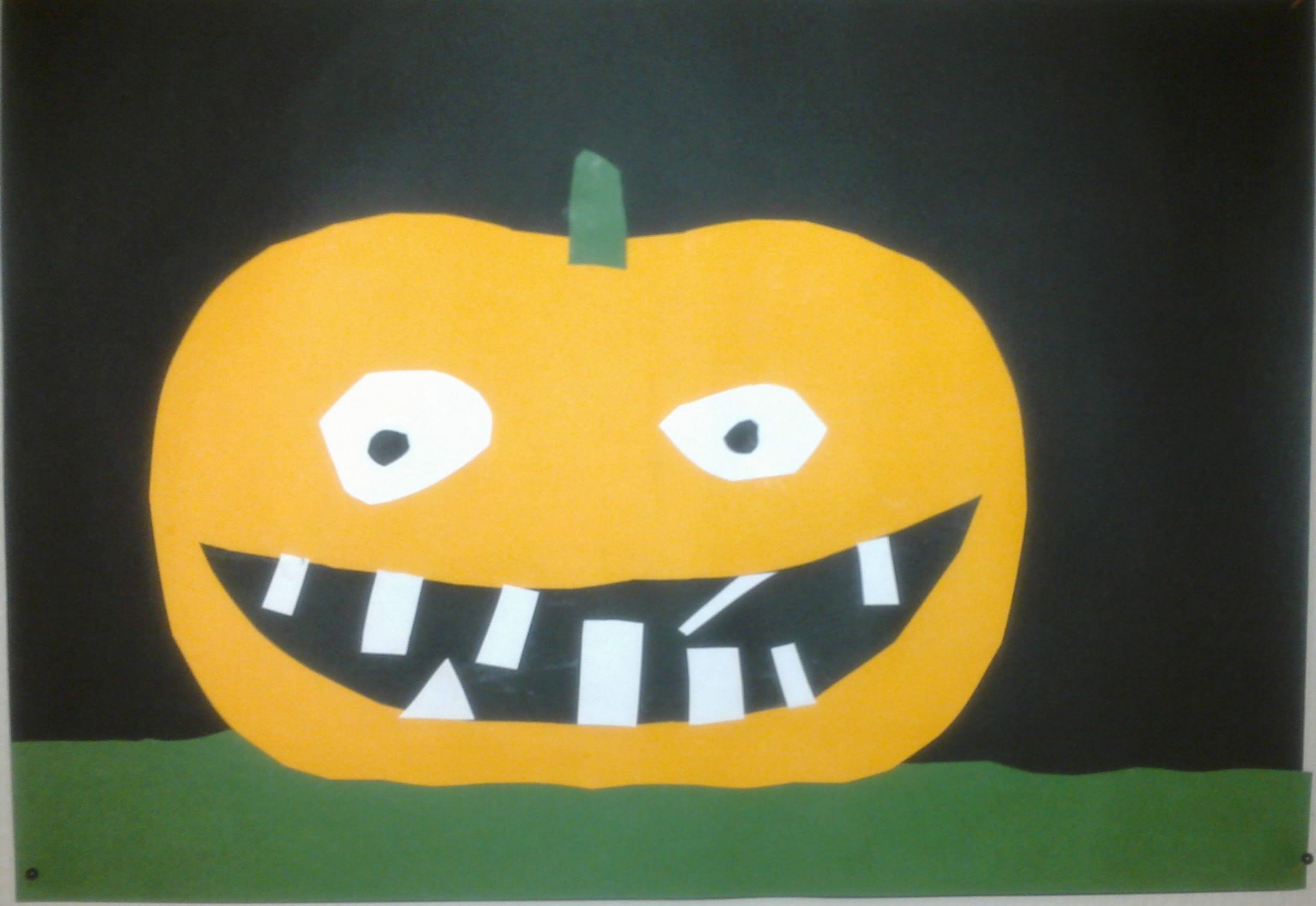 Halloween Kurpitsoja 1