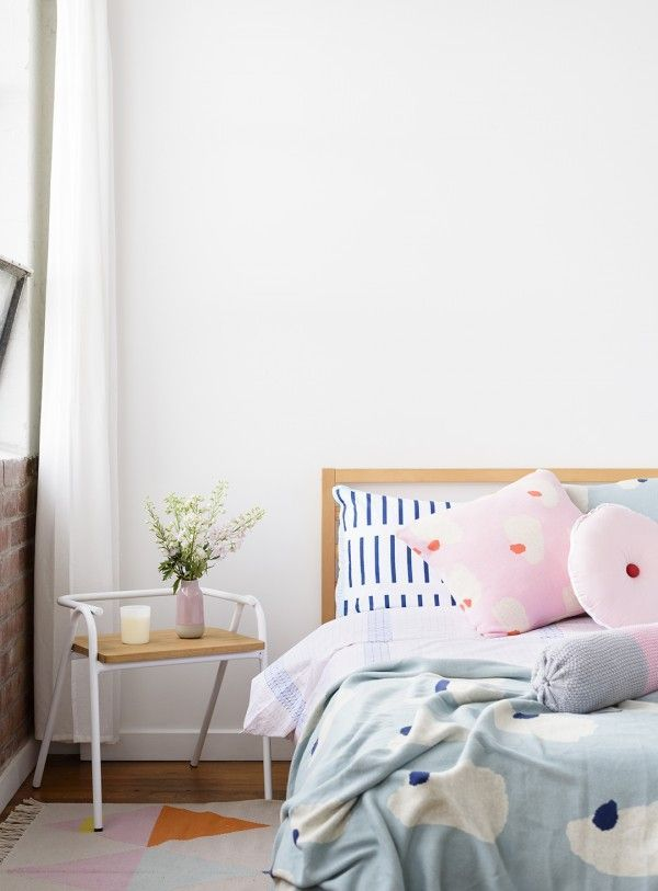 SCOUTED Ashley Goldberg X Arro Home (We Are Scout) - peinture chambre bebe fille