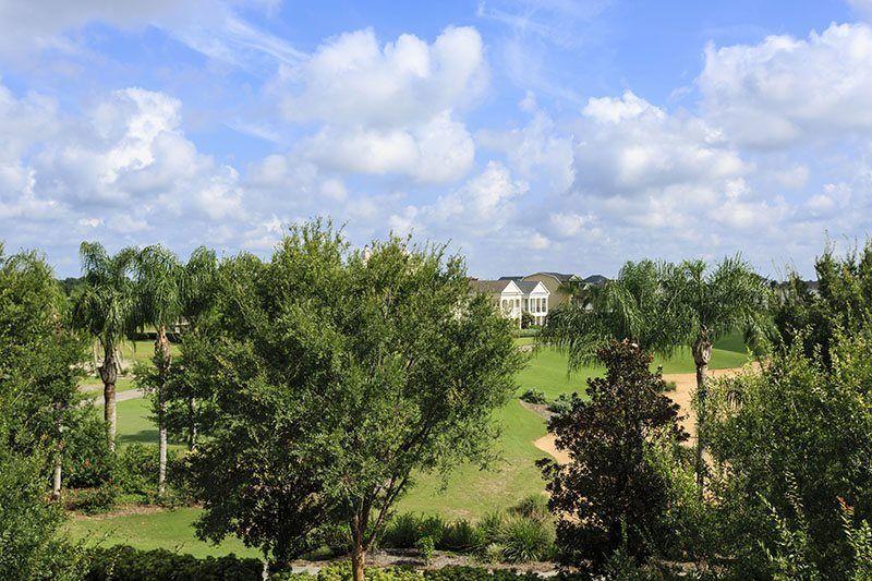 Reunion Resort Condo with golf view