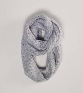 AEO knit loop scarf