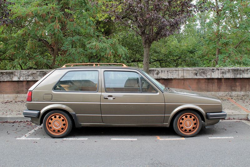 VW Golf Turbo