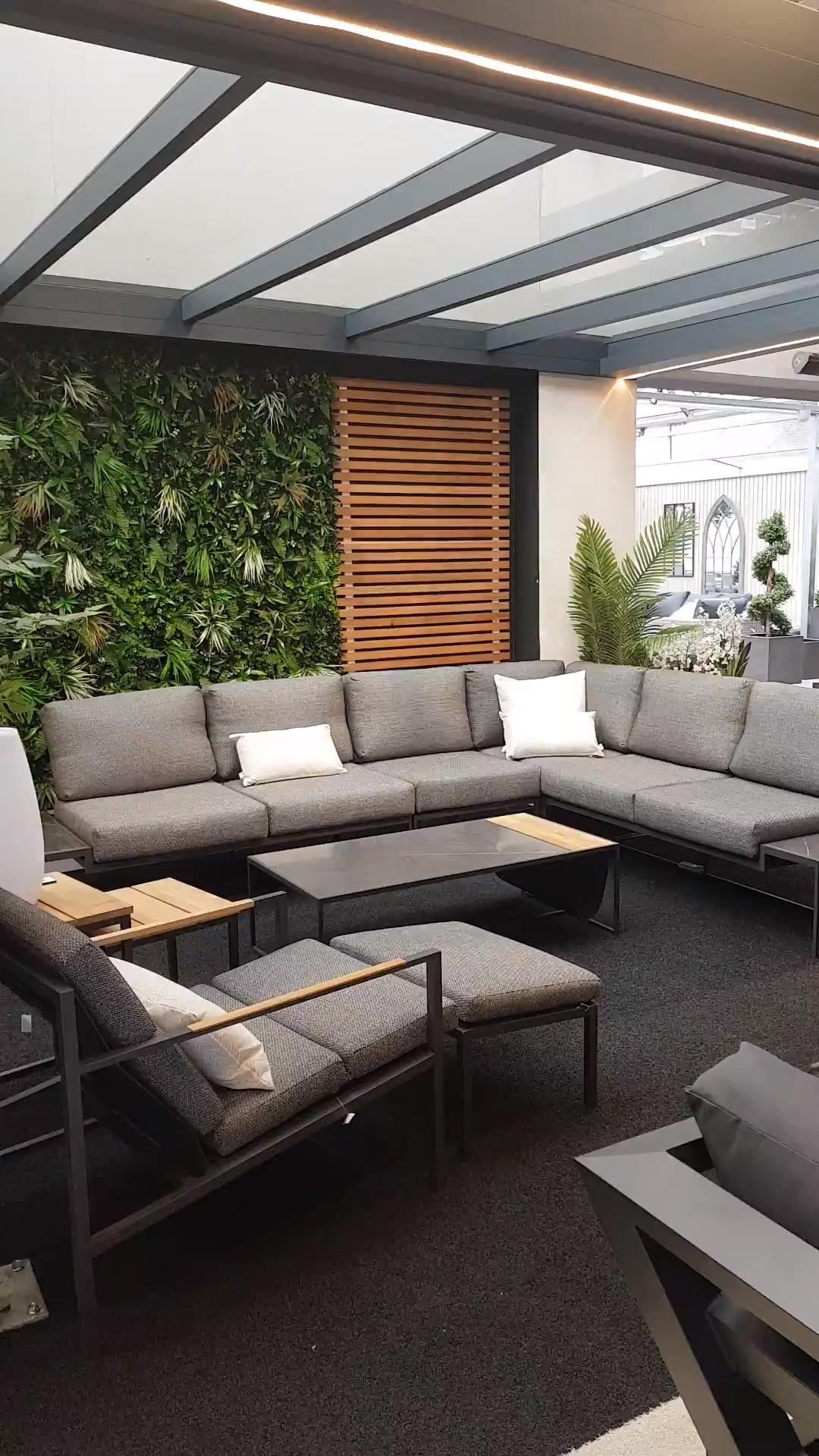 Photo of Siena Outdoor Sofa Set