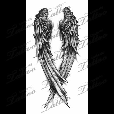 Pin By Nataliia Matsygin On Winning Tattoo Designs Wings Tattoo Angel Wings Tattoo Feather Tattoos