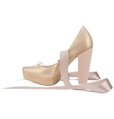 Melissa Ballet Heel Produtos Melissa Saltos De Bale Calcanhar Melissa Shoes