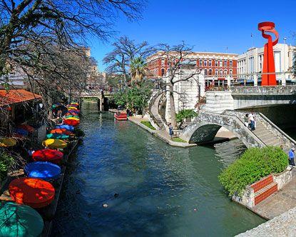 San Antonio Attractions - Riverwalk