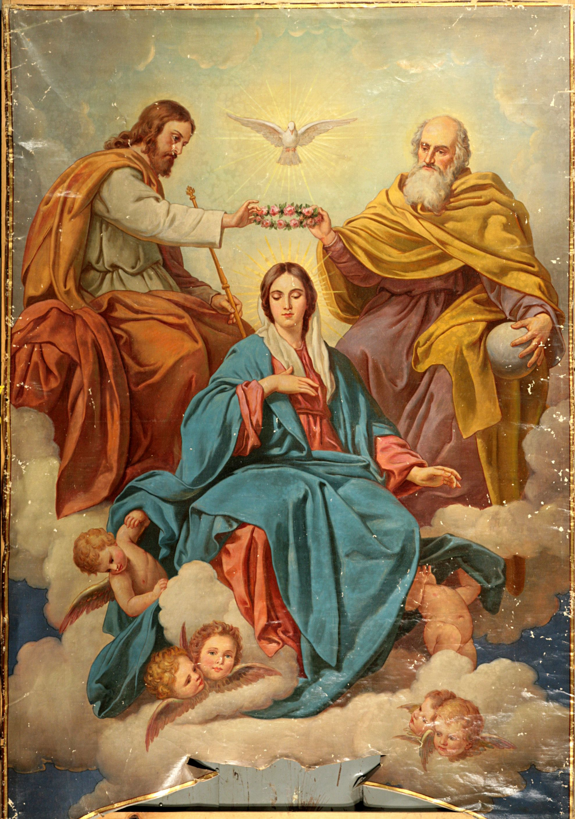 the holy virgin mother mary We offer praise to the blessed virgin mary and to the holy thou art my mother, o virgin mary: scott p prayers for may, the month of the virgin mary.