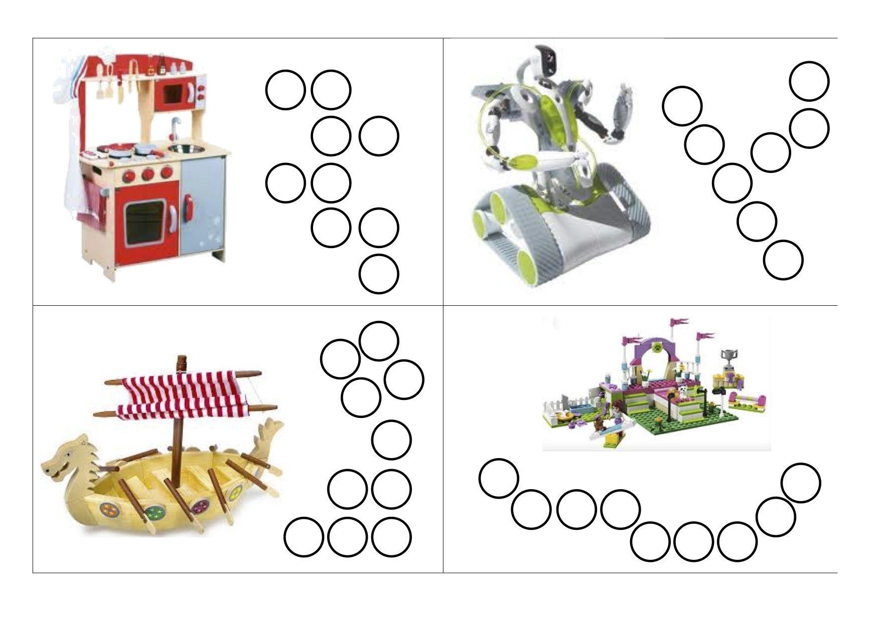le jeu des jouets cole math gs maths maternelle et jeux maths. Black Bedroom Furniture Sets. Home Design Ideas