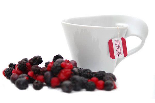 Infusiones de frutos rojos: belleza por dentro y por fuera