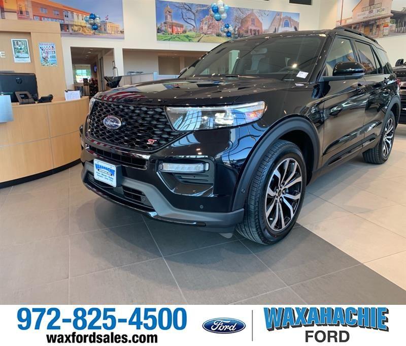 New 2020 Ford Explorer St Is Here Fordexplorerstsportnew