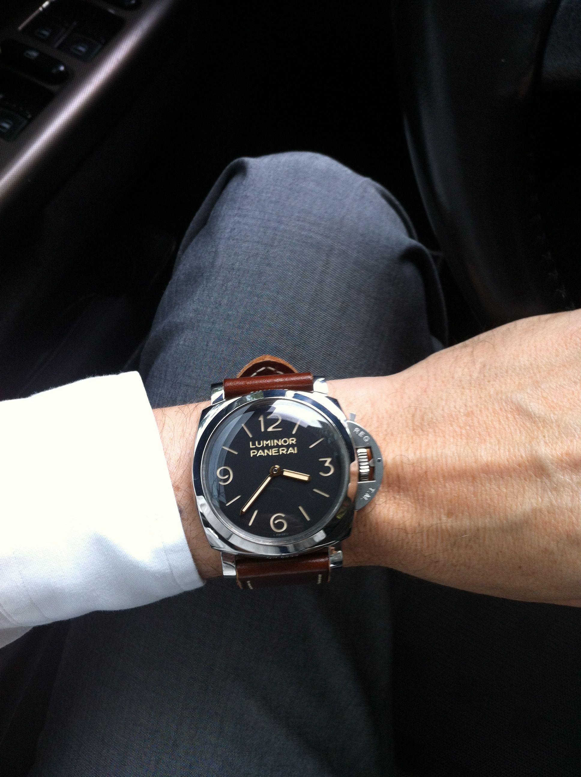 372 Panerai, Paul Smith Slacks, OEM watch strap | Panerai ...