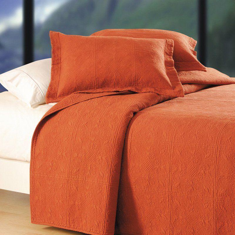 C and F Enterprises Matelasse Quilt Bedding Set - CFID299