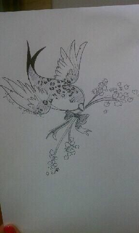 idea for my first tattoo :)