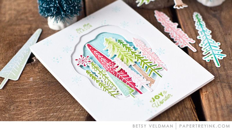 Paper Craft the Magic of the Holiday Season – Papertrey Ink Blog