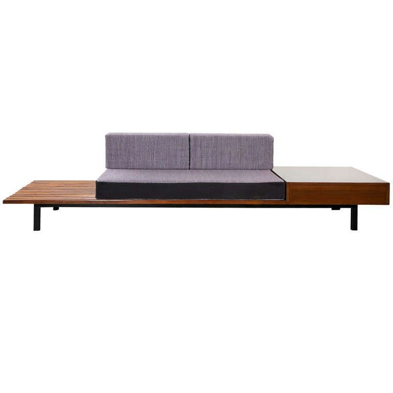 Dream day bed (Charlotte Periand 'Tokyo bench ...