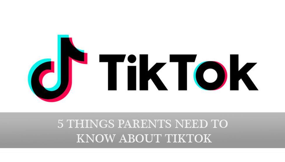 Kids On Tiktok Social Media Need To Know Parents