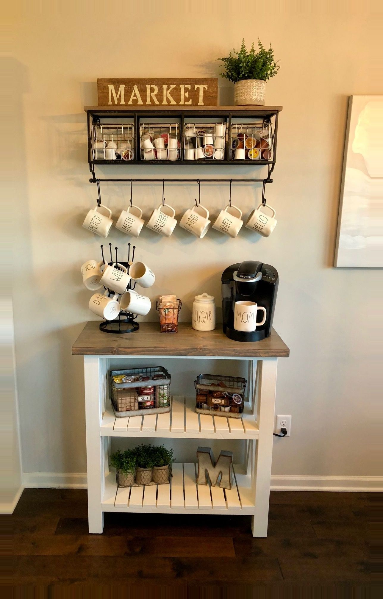 #Bar #coffee #Coffee stations #coffeebar #DIY #farmhouse #raedunn Farmhouse coffee bar #diy #coffeebar #farmhouse #raedunn You are in the right place about home Coffee stations Here we offer you the most beautiful pictures about the Coffee stations hotel you are looking for. When you examine the Farmhouse coffee bar #diy #coffeebar #farmhouse #raedunn part of the picture you can get the massage we want to deliver. Yo can see that this picture is ann acclaimed one and the quality by looking at t