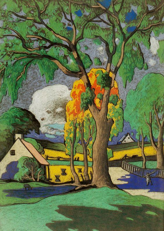 Marc Aurele Fortin Recherche Google Art Canadien Peinture