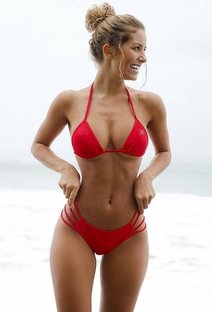 bikini fitness träningsschema
