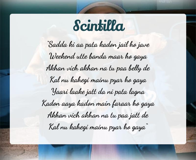 Pin on Punjabi Lyrics