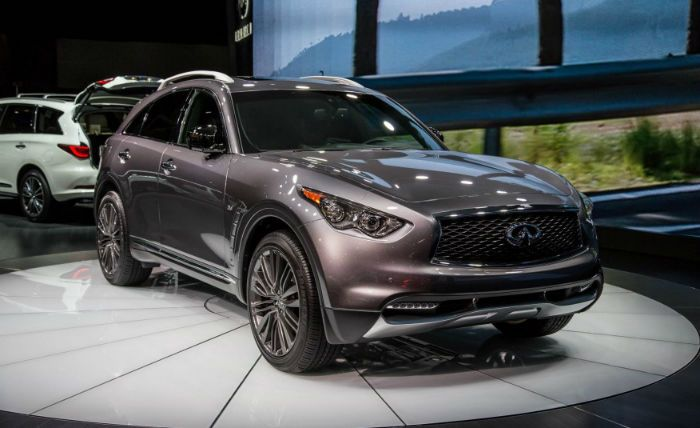 2017 Infiniti Qx70 Limited Http Www Gtopcars Makers