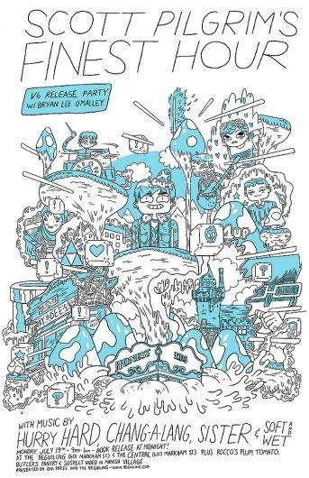 Scott Pilgrim\'s Finest Hour #SP #geeky #comic | Nerd Porn ...