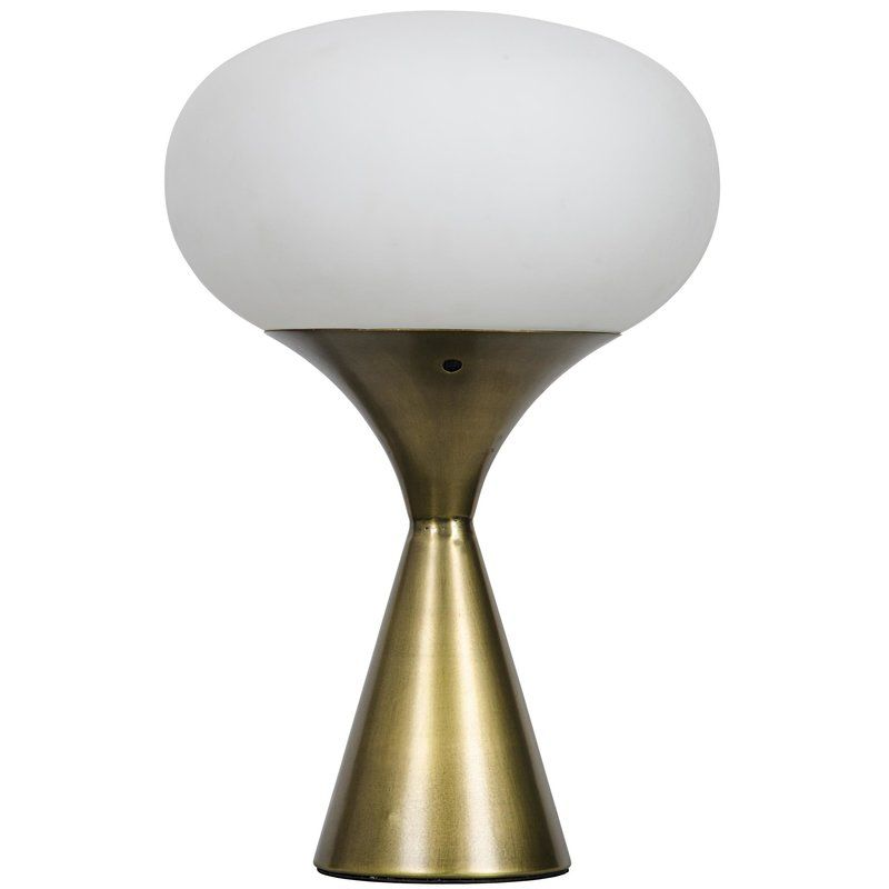 Youll love the landon 18 5 arched table lamp at perigold great deals