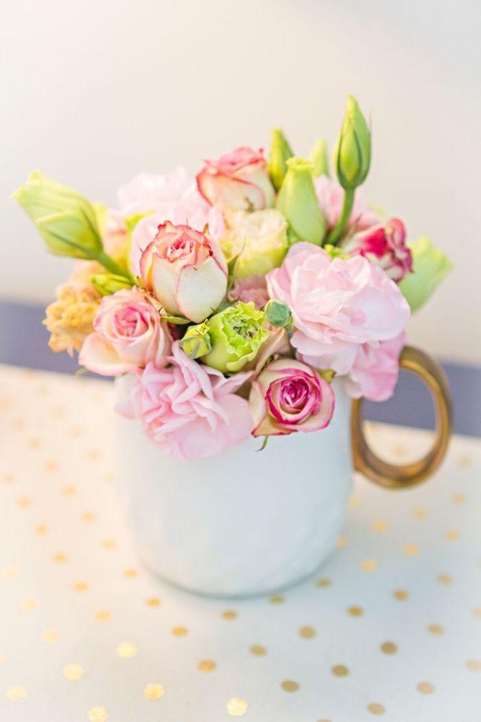 Deko Blumen 34 Ideen Wie Sie Mit Blumen Dekorieren Blumen Und