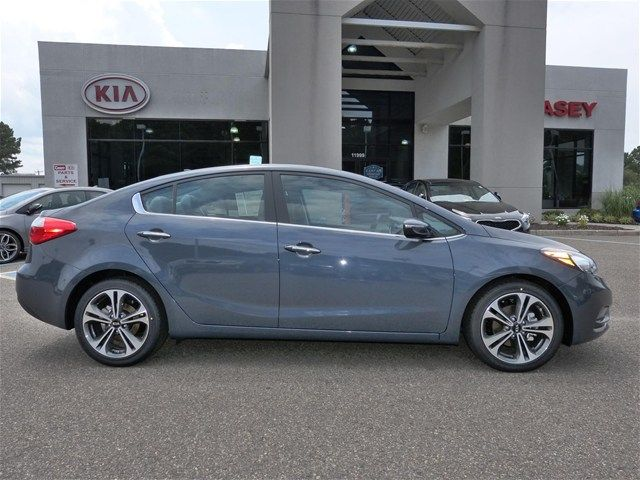 New 2017 Kia Forte Ex Sedan In Exterior Color Steel Blue Casey Newport News Va
