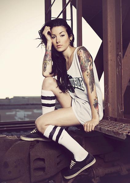 Model: Varena Kosheen