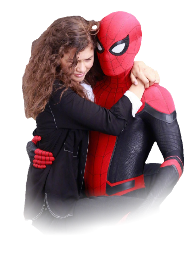 Spider Man Far From Home Peter And Mj Png By Https Www Deviantart Com Metropolis Hero1125 On Deviantart Spiderman Metropolis Man
