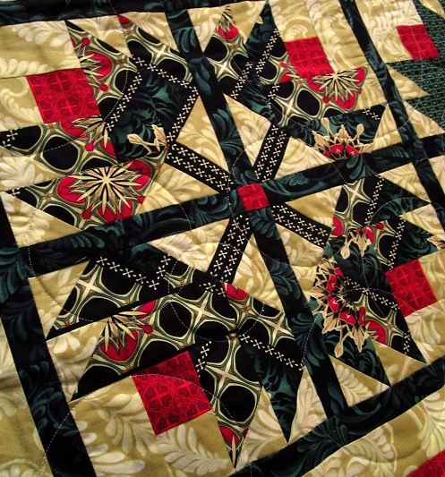Stars Of Hope In Fons And Porter's LOVE OF QUILTING