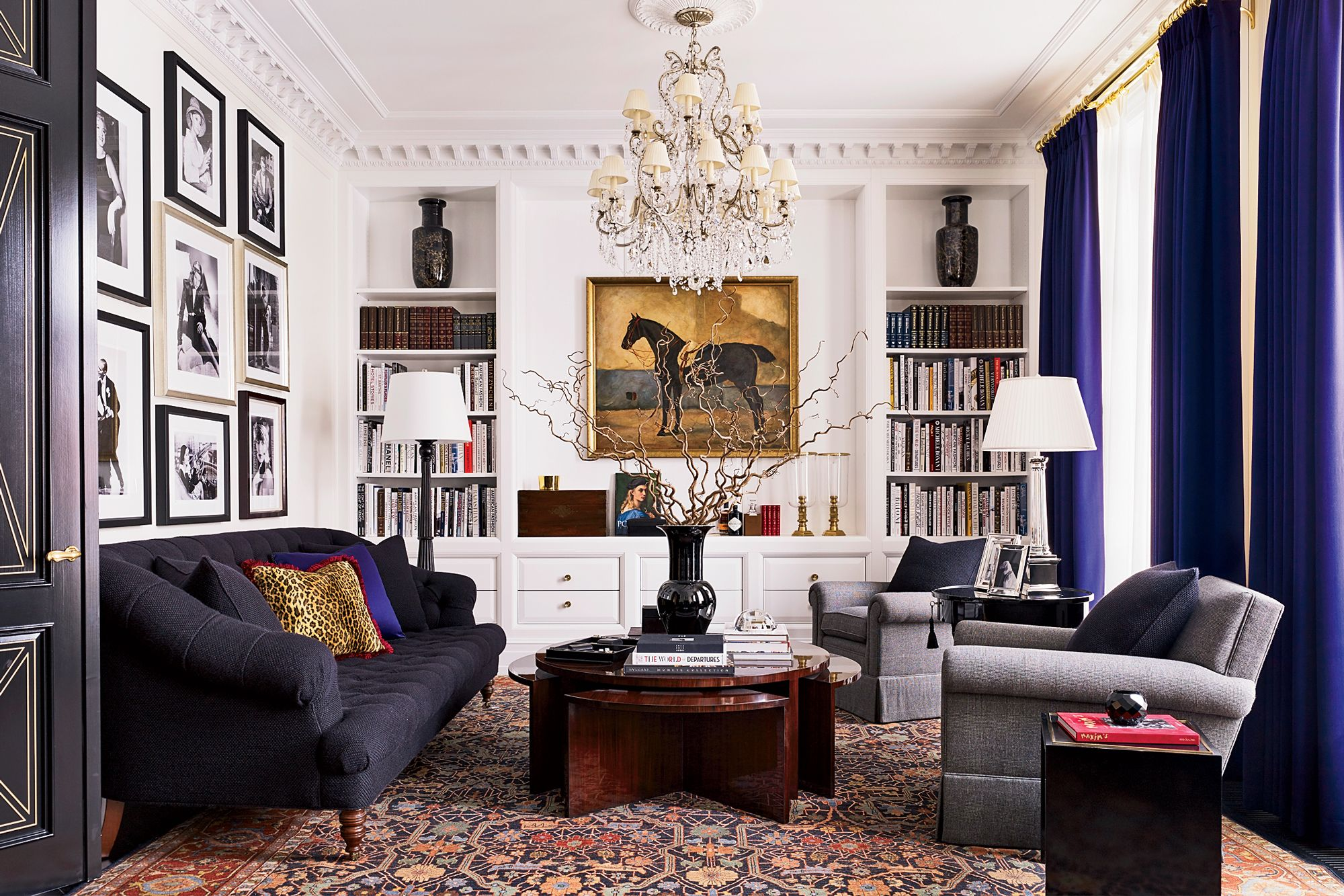 A Steadfast Devotee Of All Things Ralph Lauren Uses Architecture
