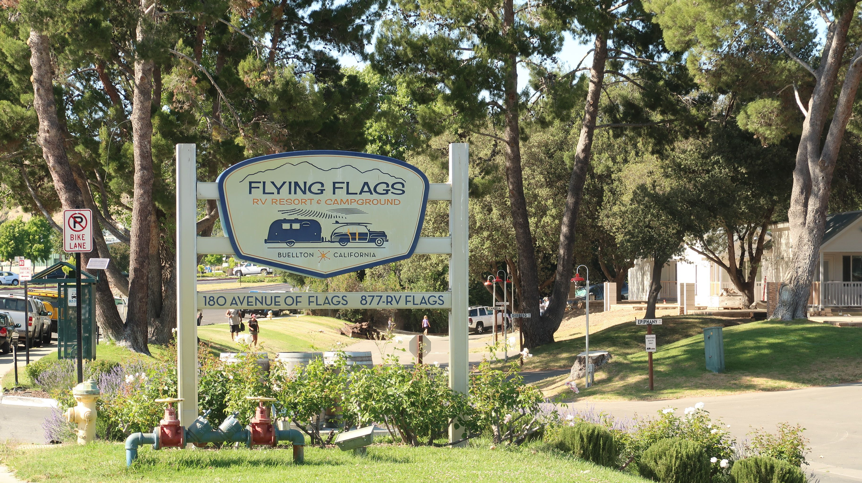 Welcome To Flying Flags Flying Flag Resort Rv Parks